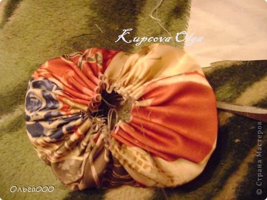 МК - шляпка для шкатулочных девчонок  фото 10