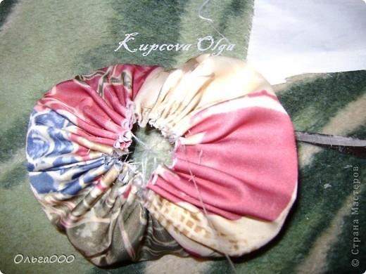 МК - шляпка для шкатулочных девчонок  фото 9