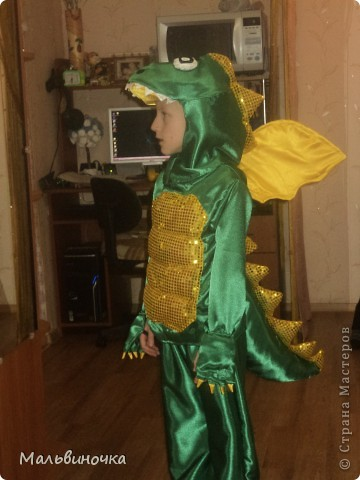"Шьем костюм дракона и бабочки своими руками - шитье "" Поиск мастер классов, поделок своими руками и рукоделия на SearchMastercla"