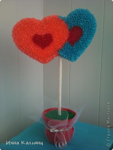 Сердечное дерево фото 1