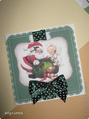 Открытка и упаковка для подарка фото 4