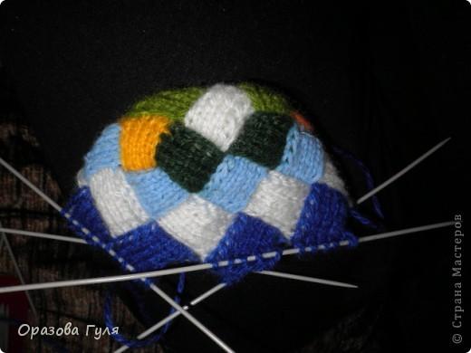 Оказывается подобное вязание называется энтерлак!  А я все плетенка, плетенка... Хочу рассказать как я их вязала.  фото 35