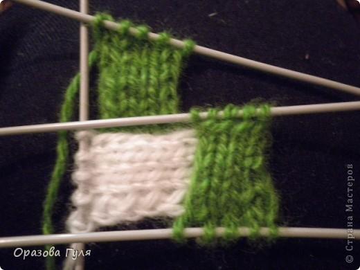 Оказывается подобное вязание называется энтерлак!  А я все плетенка, плетенка... Хочу рассказать как я их вязала.  фото 11