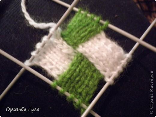 Оказывается подобное вязание называется энтерлак!  А я все плетенка, плетенка... Хочу рассказать как я их вязала.  фото 15