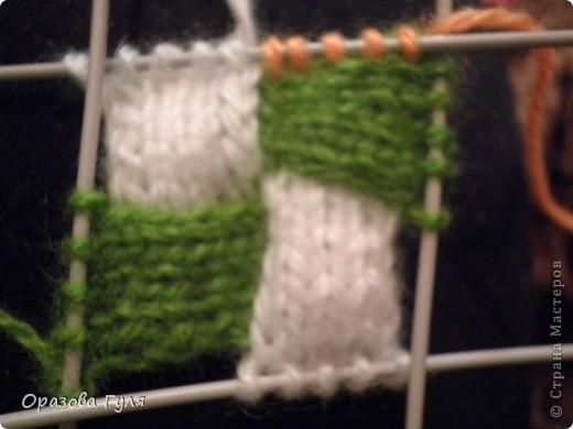 Гардероб Мастер-класс Вязание спицами Носки плетенкой мастер-класс Пряжа фото 16