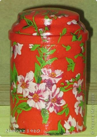 Подарочный набор ко дню рождения для женщины - бутылочка и банка чая.  фото 4