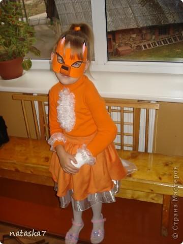 Вот такая была лисичка. фото 2