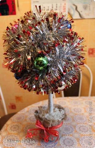 Новогоднее деревце фото 1