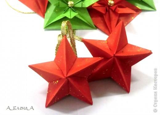 Кусудама Новый год Оригами К