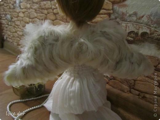 Крылья ангела для куклы фото 2