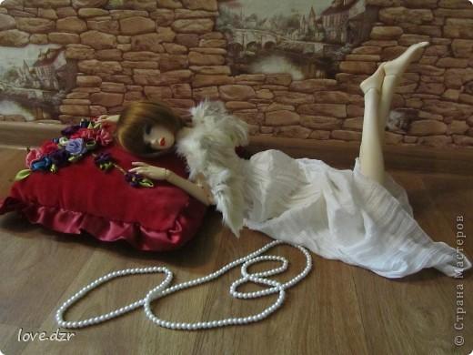 Крылья ангела для куклы фото 1