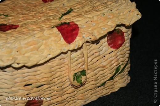 Коробочка для детской посуды фото 2