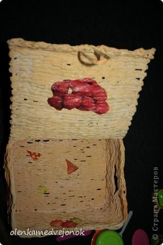 Коробочка для детской посуды фото 3