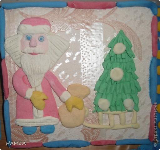 Дед Мороз с Ёлочкой фото 1