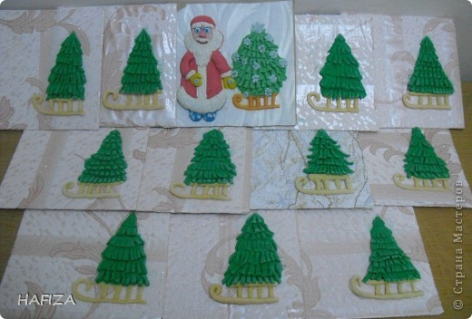 Дед Мороз с Ёлочкой фото 2