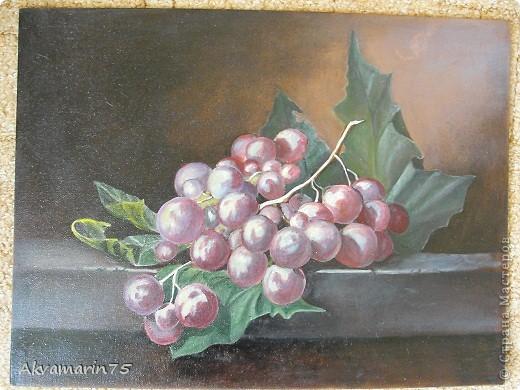 мой вариант знаменитого винограда :) фото 11