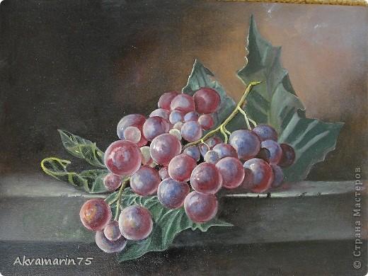 мой вариант знаменитого винограда :) фото 12