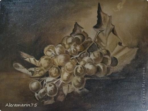 мой вариант знаменитого винограда :) фото 7