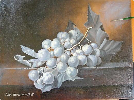 мой вариант знаменитого винограда :) фото 9