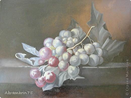 мой вариант знаменитого винограда :) фото 10