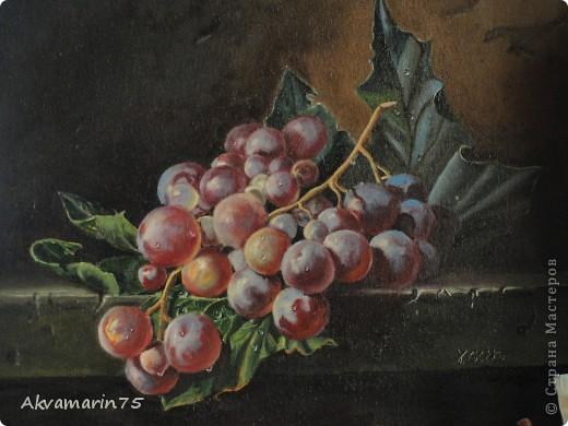 мой вариант знаменитого винограда :) фото 1