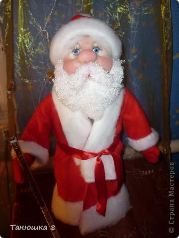 Дед мороз своими руками мастер класс фото