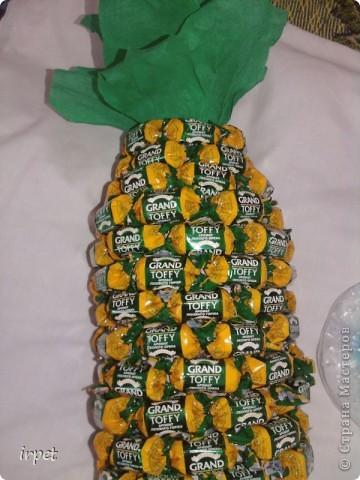 Пересмотрела массу вариантов исполнения ананасов... и, как всегда, получилось по-другому... Обо всем по порядку. фото 7