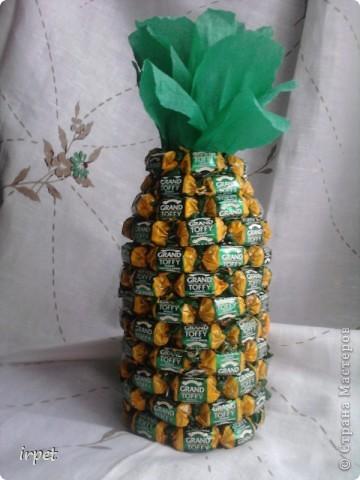 Пересмотрела массу вариантов исполнения ананасов... и, как всегда, получилось по-другому... Обо всем по порядку. фото 1