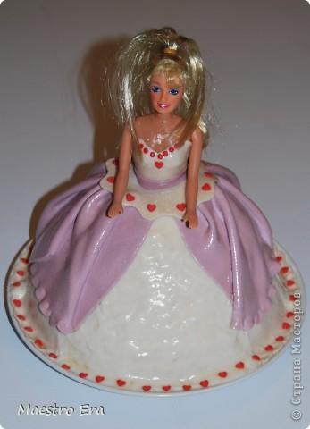 Рождения свадьба торт барби фото 1
