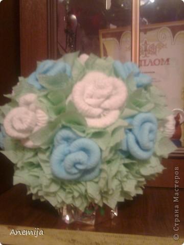 Букет невесты фото 22