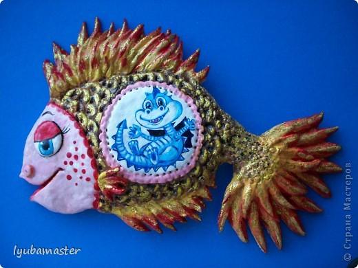 золотая рыбка 2012