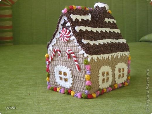 Мой сынок говорит, что в таком домике живет Дед Мороз, А как думаете Вы? фото 2
