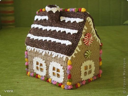 Мой сынок говорит, что в таком домике живет Дед Мороз, А как думаете Вы? фото 3