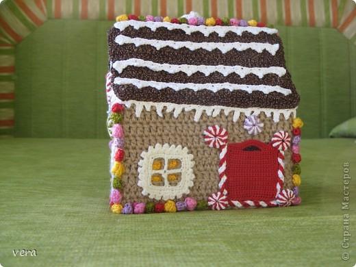 Мой сынок говорит, что в таком домике живет Дед Мороз, А как думаете Вы? фото 5