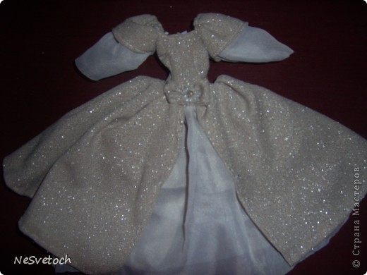 Сшить костюм для куклы своими руками