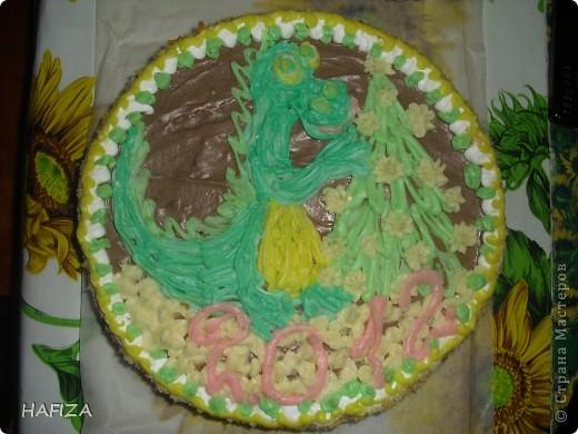 тортик с Дракошей фото 2