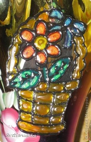 На Новый год мы всегда ставим искусственную елочку, она у нас большая и красивая! А для аромата ставим несколько веточек. в этом году  выбрали сосновые, и украсили их исключительно самодельными игрушками, созданными благодаря Стране мастеров! фото 6
