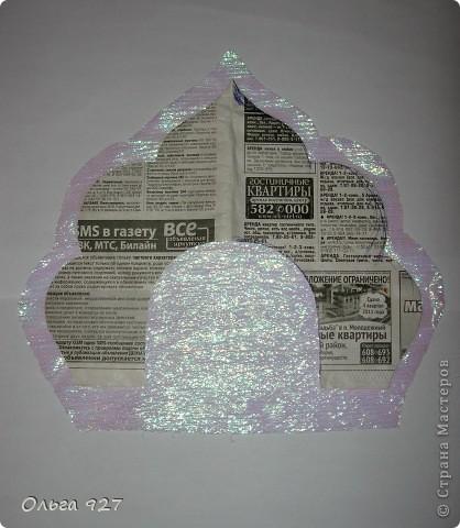 Мастер-класс Новый год Шитьё Мои работы + МК по изготовлению кокошника Бусины Пайетки Сутаж тесьма шнур Ткань фото 20