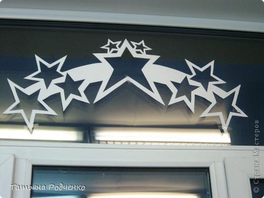 Интерьер Новый год Вырезание Новогодние окна Вытынанки Бумага фото 7