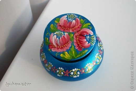 роспись гуашевыми красками фото 2