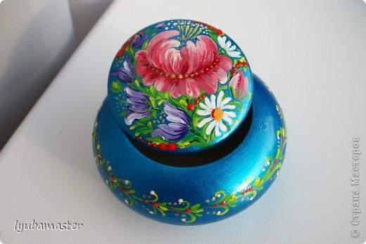 роспись гуашевыми красками фото 3