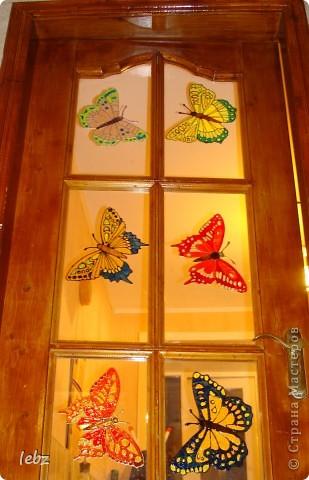 витраж, витражные картинки, рисунки по стеклу фото 5