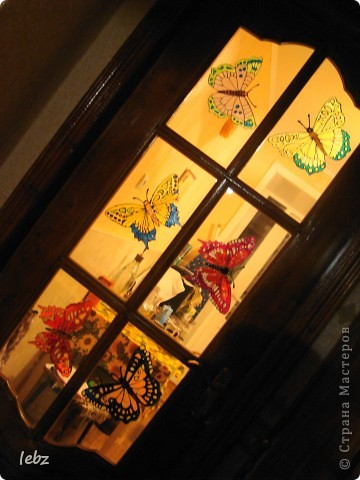 витраж, витражные картинки, рисунки по стеклу фото 6