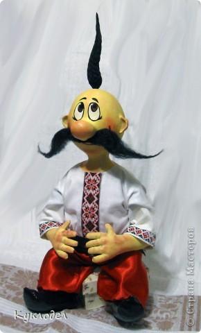 Мужичок-казачок. фото 1