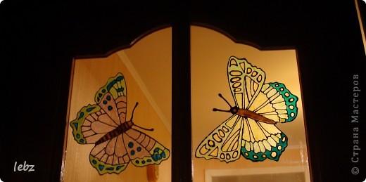 витраж, витражные картинки, рисунки по стеклу фото 12
