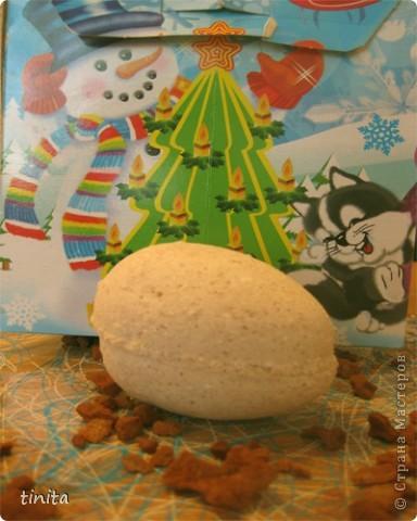 """моя бомбочка """"шоколадное рождество"""" фото 1"""