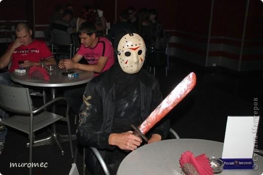 Год выполнения 2010. ----------------------------- Доработано в 2011. ----------------------------- Создание маски Jason,а (Пятница 13е) фото 31