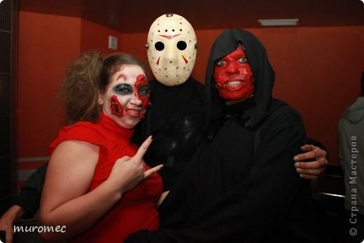Год выполнения 2010. ----------------------------- Доработано в 2011. ----------------------------- Создание маски Jason,а (Пятница 13е) фото 33