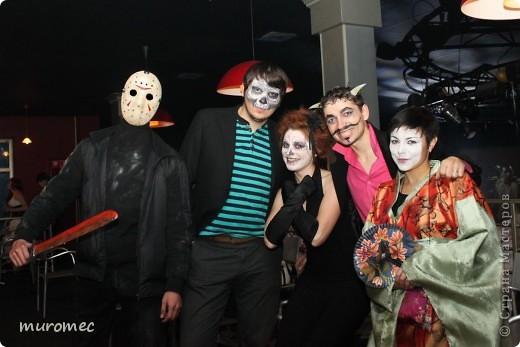 Год выполнения 2010. ----------------------------- Доработано в 2011. ----------------------------- Создание маски Jason,а (Пятница 13е) фото 32
