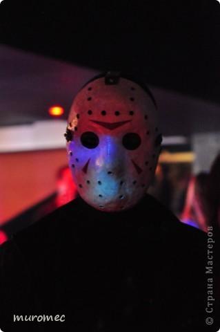 Год выполнения 2010. ----------------------------- Доработано в 2011. ----------------------------- Создание маски Jason,а (Пятница 13е) фото 34